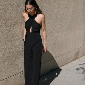 Mara Hoffman Criss Cross Jumpsuit